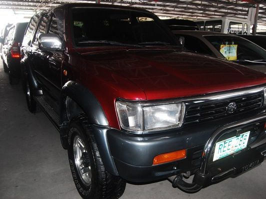 used toyota hilux surf 1992 hilux surf for sale pasay city rh philmotors com Toyota Hilux Surf 1998 1987 Toyota Hilux Surf