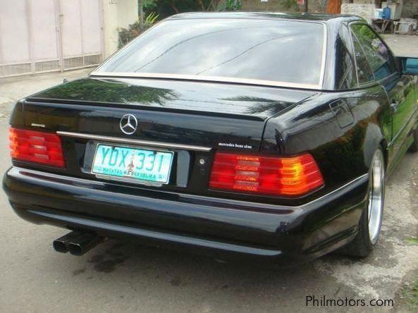Used Mercedes Benz Sl 500 1993 Sl 500 For Sale Cebu