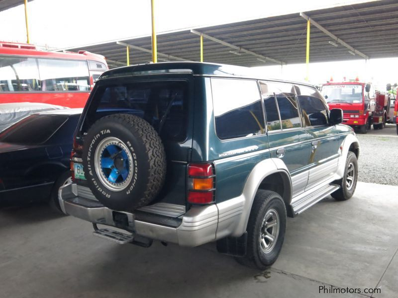 how to tell if the pajero is an exceed
