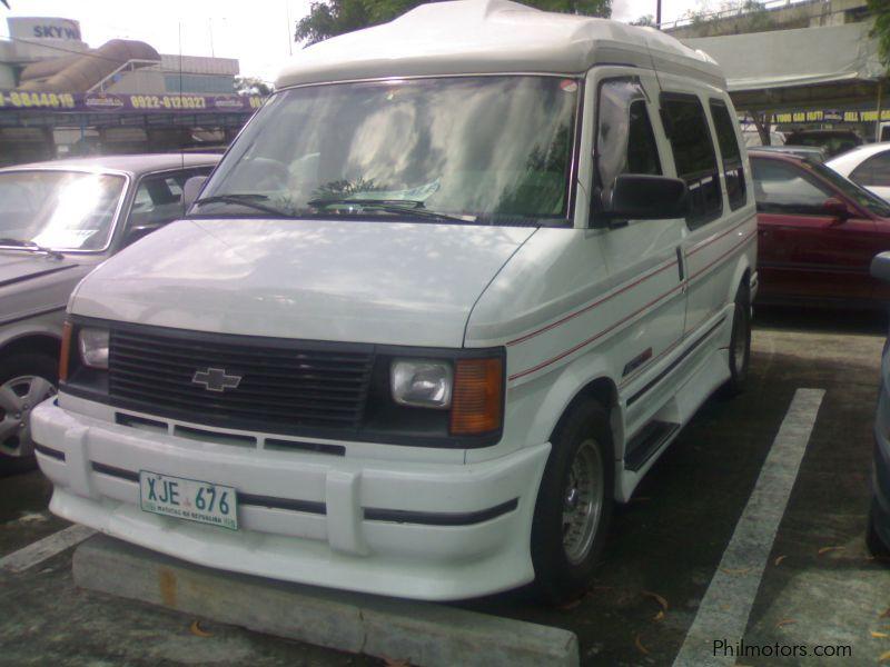77de01403d8ec8 Used Chevrolet ASTROVAN