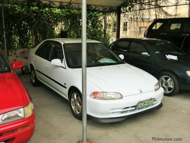 Used Honda Civic Esi 1994 Civic Esi For Sale Cavite