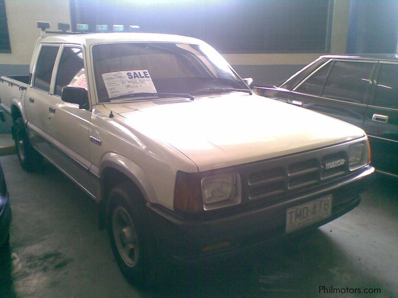 used mazda b2200 pick up 1994 b2200 pick up for sale paranaque city mazda b2200 pick up. Black Bedroom Furniture Sets. Home Design Ideas