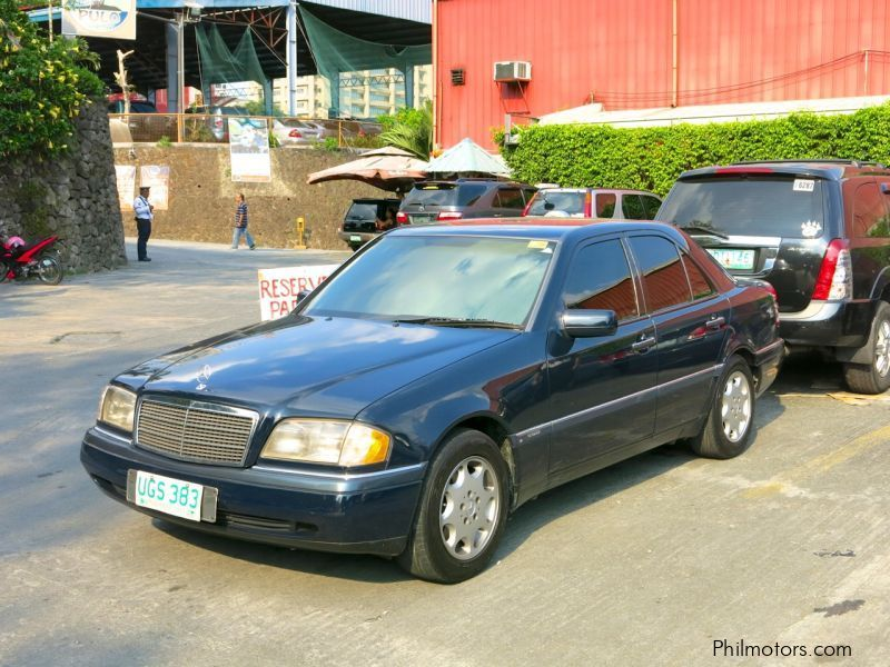 Used mercedes benz c220 1994 c220 for sale pasig city for 1994 mercedes benz c220