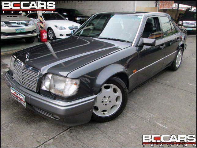 Bmw 750li For Sale >> Used Mercedes-Benz E500 | 1994 E500 for sale | Pasig City ...