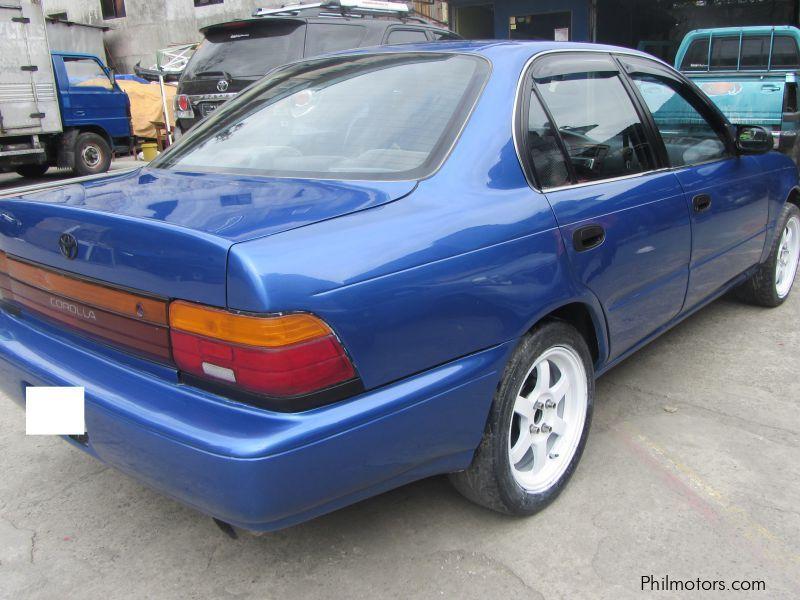 Used Toyota Corolla Gli 1994 Corolla Gli For Sale