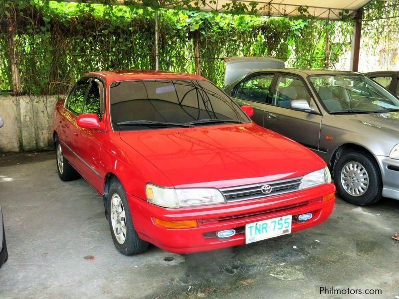 Used Toyota Corolla GLi | 1994 Corolla GLi for sale ...