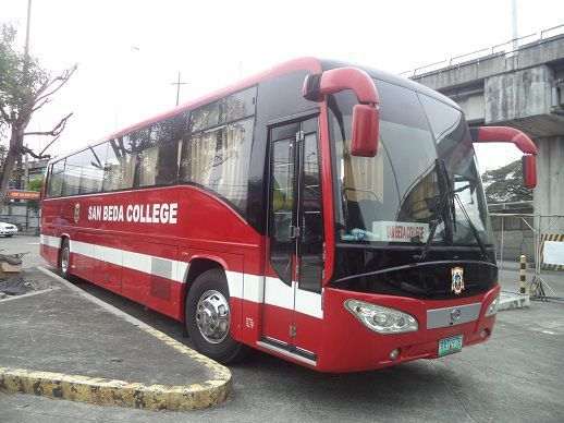 Used Hino Bus | 1995 Bus for sale | Paranaque City Hino ...