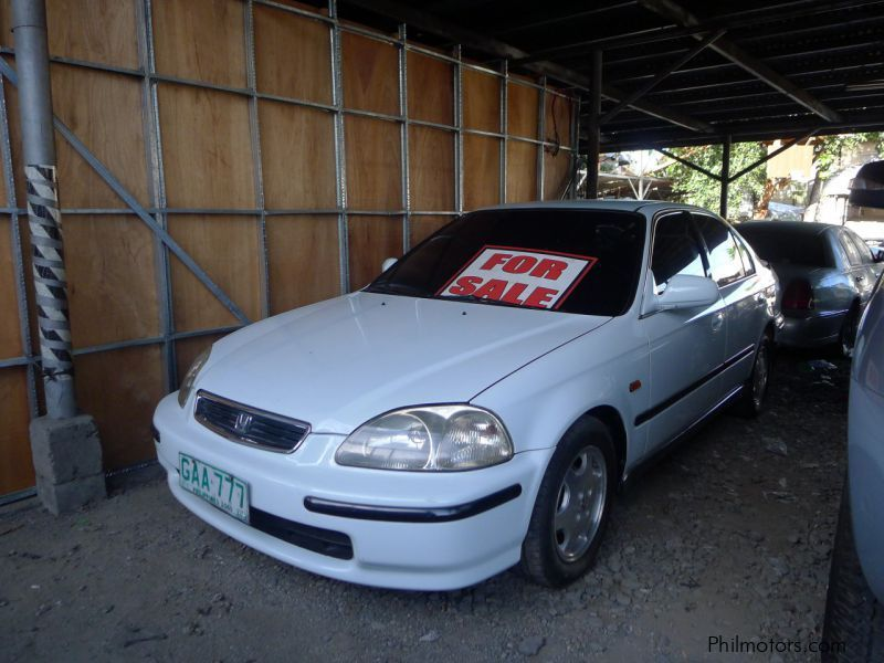 1995 Civic For Sale
