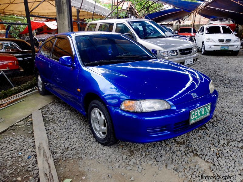 Auto Gauge For Sale Philippines: 1995 Civic For Sale