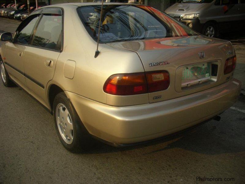 Used Honda Civic Esi 1995 Civic Esi For Sale Quezon