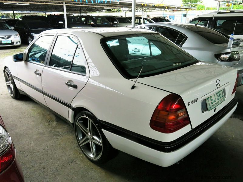 Used mercedes benz c220 1995 c220 for sale pasay city for 1995 mercedes benz c220