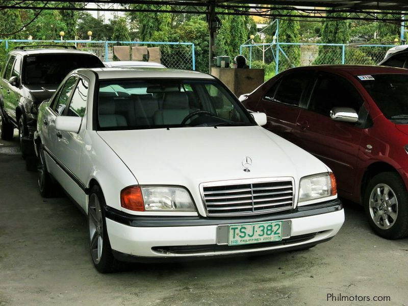 Used mercedes benz c220 1995 c220 for sale pasay city for Mercedes benz price philippines