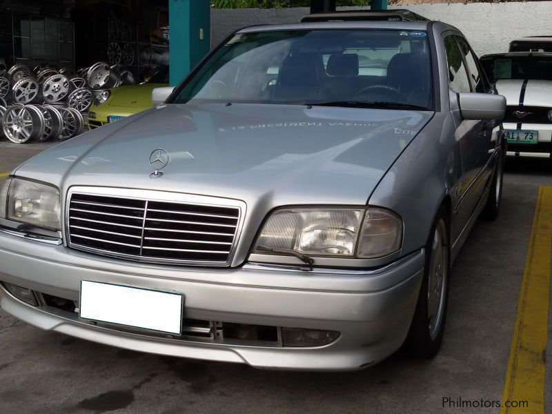 used mercedes benz c36 amg 1995 c36 amg for sale paranaque city mercedes benz c36 amg sales. Black Bedroom Furniture Sets. Home Design Ideas