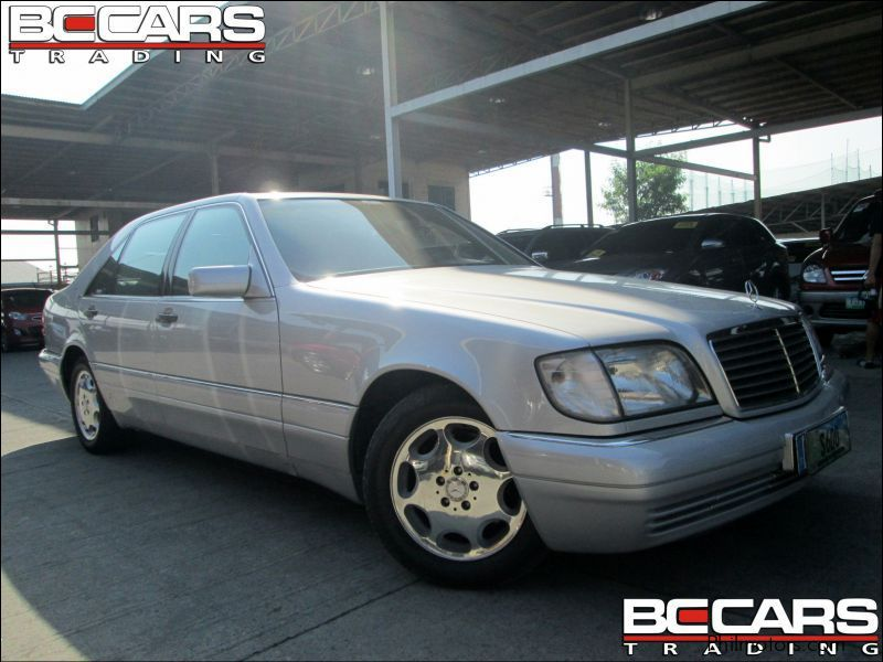 Used mercedes benz s320 1995 s320 for sale pasig city for Mercedes benz price philippines