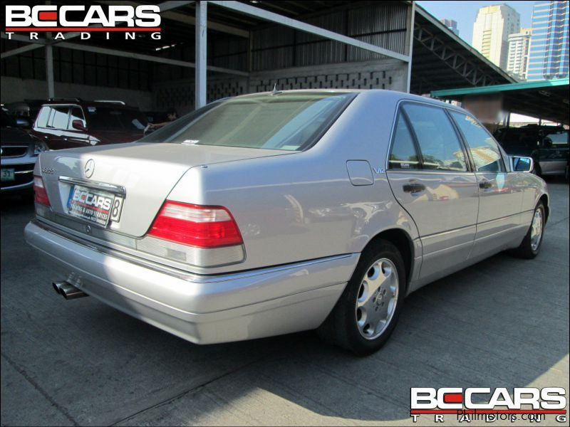 Used mercedes benz s320 1995 s320 for sale pasig city for Mercedes benz s320 price