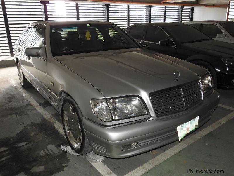 Used Mercedes-Benz s600 | 1995 s600 for sale | Manila ...