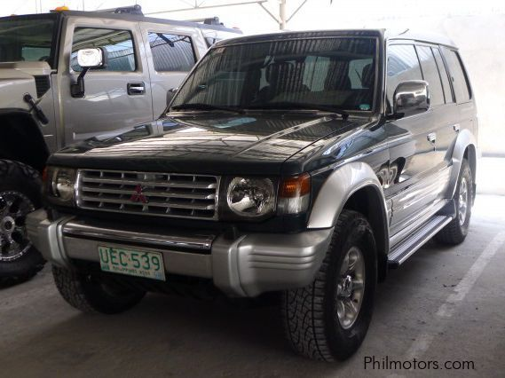 used mitsubishi pajero 1995 pajero for sale pasay city. Black Bedroom Furniture Sets. Home Design Ideas