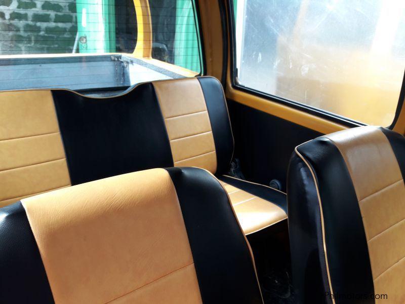 Suzuki Scrum Double Cab
