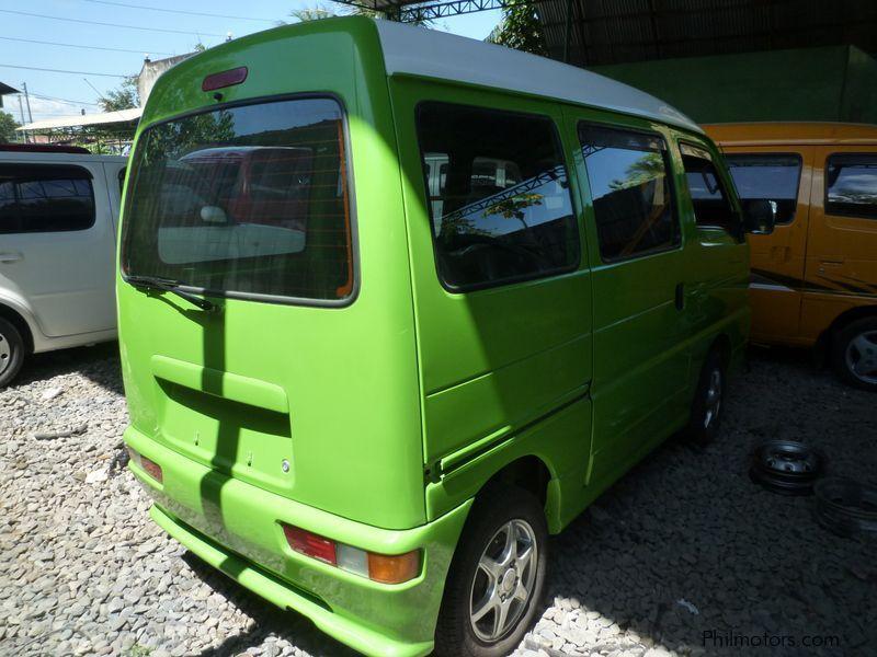 Suzuki Scrum Minivan