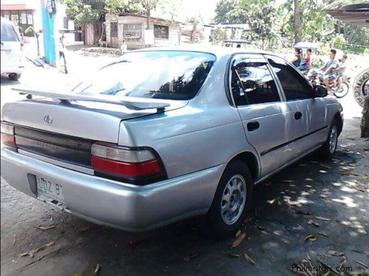 Used Toyota Corolla Xe 1995 Corolla Xe For Sale