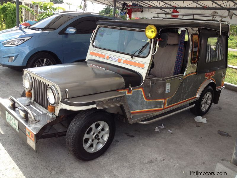 Used Toyota Owner Type Jeep | 1995 Owner Type Jeep for sale | Albay ...
