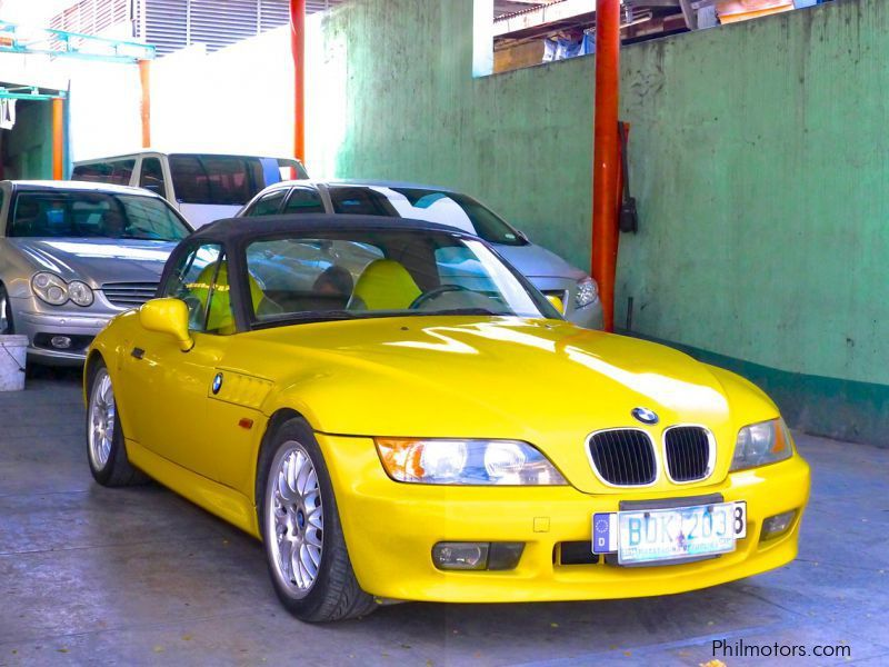 Used Bmw Z3 1996 Z3 For Sale Quezon City Bmw Z3 Sales