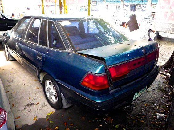 Used Daewoo Espero | 1996 Espero for sale | Cebu Daewoo Espero sales