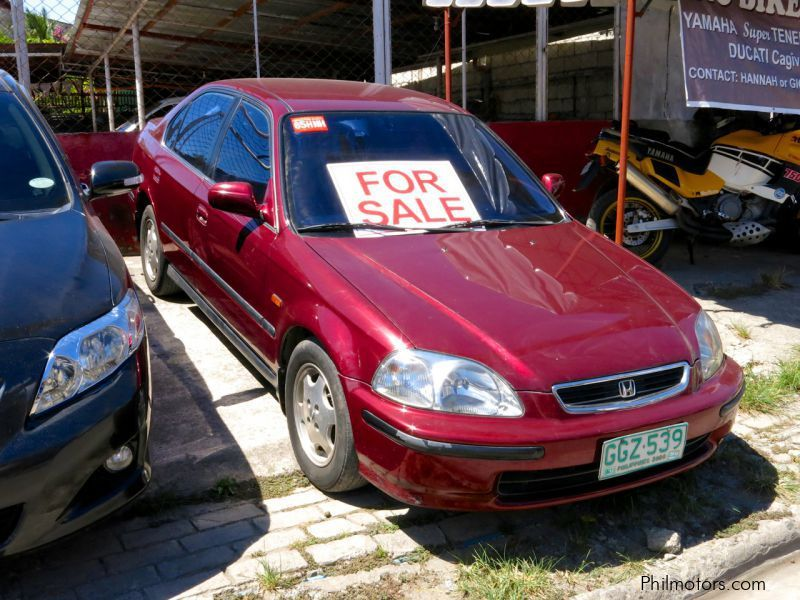 used honda civic 1996 civic for sale cebu honda civic. Black Bedroom Furniture Sets. Home Design Ideas