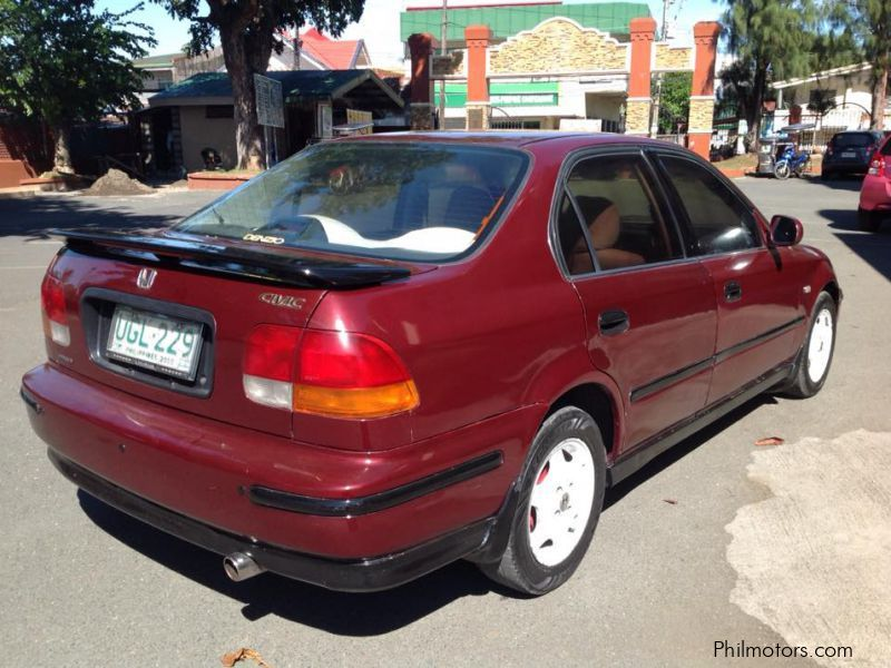 used honda civic 1996 civic for sale quezon honda. Black Bedroom Furniture Sets. Home Design Ideas