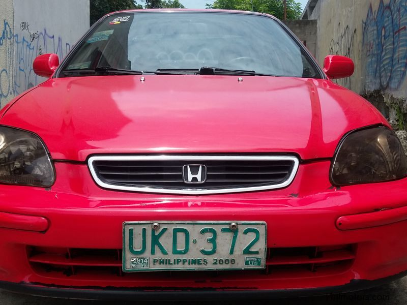 used honda civic 1996 civic for sale quezon city honda. Black Bedroom Furniture Sets. Home Design Ideas