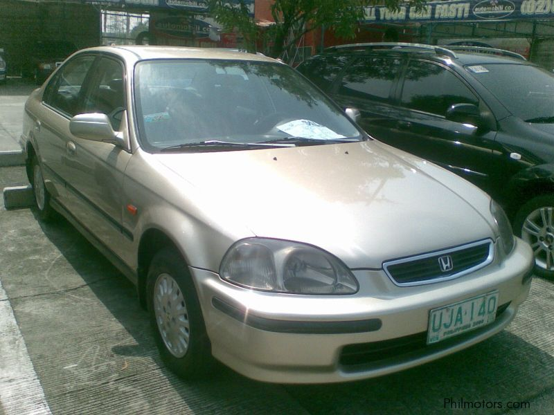 used honda civic lxi 1996 civic lxi for sale paranaque. Black Bedroom Furniture Sets. Home Design Ideas