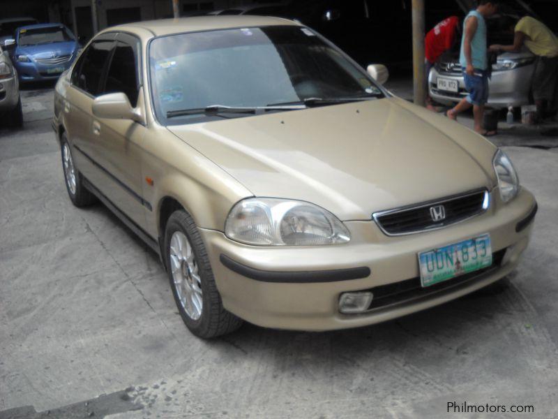 Used Honda Civic Lxi 1996 Civic Lxi For Sale Makati