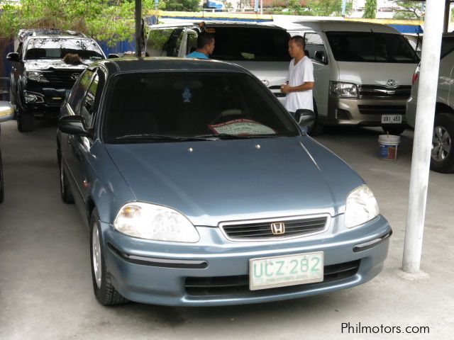 used honda civic vtic 1996 civic vtic for sale pasay. Black Bedroom Furniture Sets. Home Design Ideas