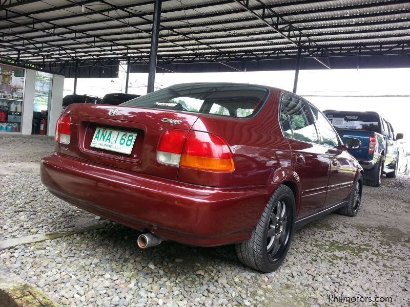 used honda civic vti 1996 civic vti for sale pampanga. Black Bedroom Furniture Sets. Home Design Ideas