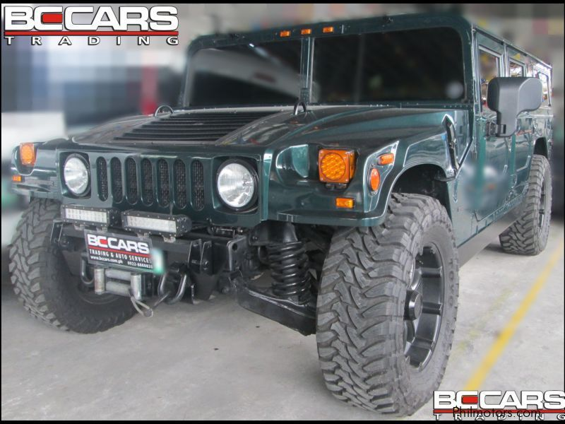 Hummer H1 For Sale Bc