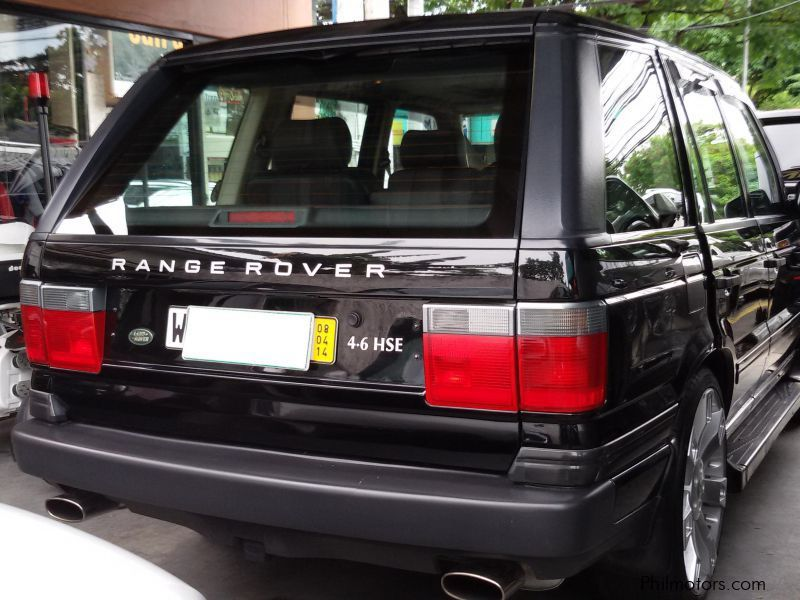Used Land Rover Range Rover 4.6 HSE | 1996 Range Rover 4.6 ...