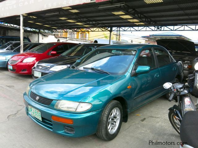 1999 Toyota Camry For Sale >> Used Mazda 323 Familia | 1996 323 Familia for sale | Quezon City Mazda 323 Familia sales | Mazda ...