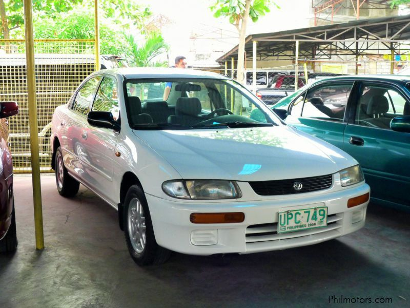 1995 mazda familia 323 spare parts in the philippines