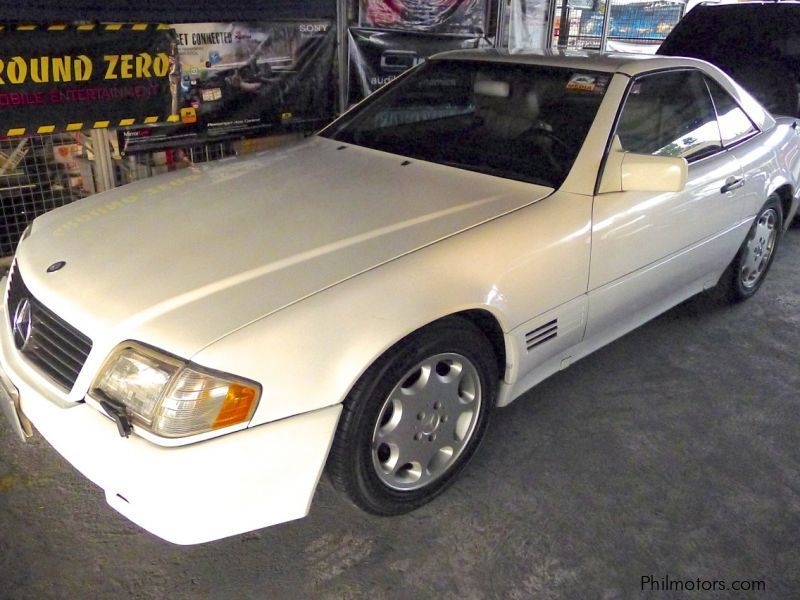 Used mercedes benz 300 sl 1996 300 sl for sale quezon for Mercedes benz philippines