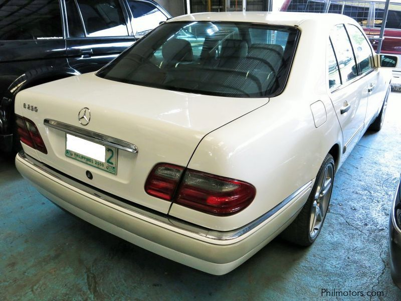 Used mercedes benz e 230 1996 e 230 for sale quezon for Mercedes benz price philippines