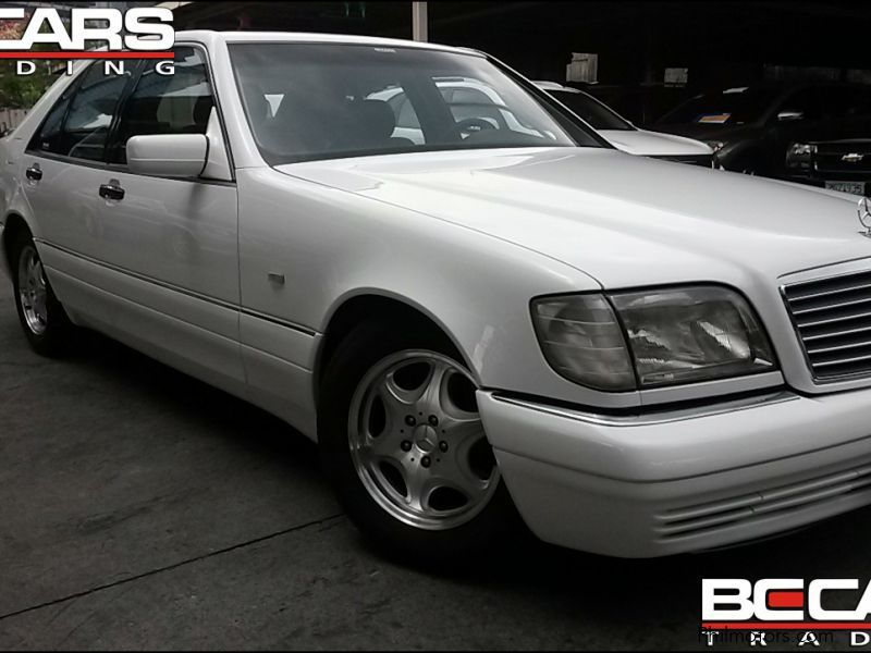 Used mercedes benz s320 1996 s320 for sale pasig city for Mercedes benz s320 price