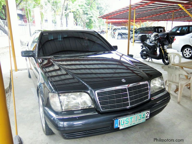 Used mercedes benz s600 1996 s600 for sale pasig city for Used mercedes benz s600 for sale