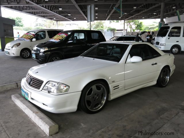 Used mercedes benz sl320 amg 1996 sl320 amg for sale for Mercedes benz sl320 for sale