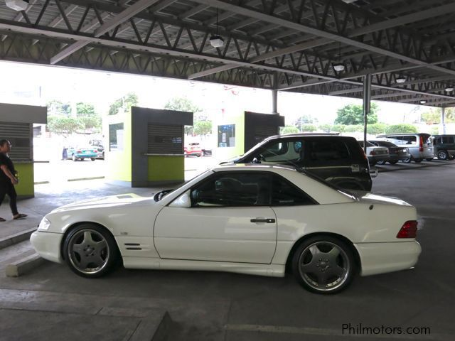 Used mercedes benz sl320 amg 1996 sl320 amg for sale for Mercedes benz philippines