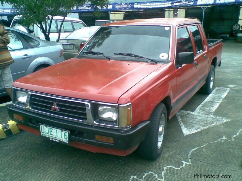 Used Mitsubishi L200 Pick Up 1996 L200 Pick Up For Sale
