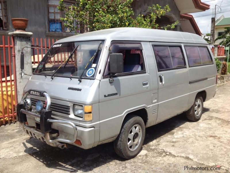 Old Cars For Sale In Philippines: Used Mitsubishi L300 Van
