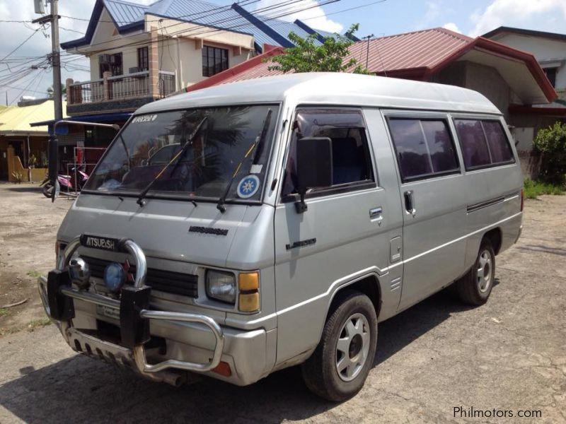 L300 Van | 1996 L300 Van for sale | Quezon Mitsubishi L300 Van