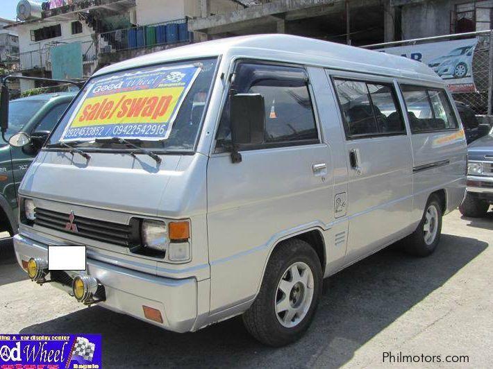 759c4a142a Mitsubishi L300 Versa Van Diesel in Philippines ...