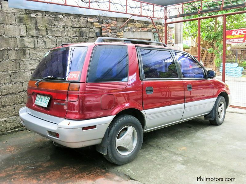 used mitsubishi space wagon 1996 space wagon for sale paranaque city mitsubishi space wagon. Black Bedroom Furniture Sets. Home Design Ideas