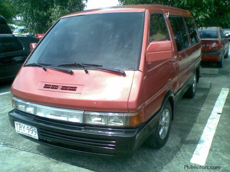 Used Nissan Vanette Diesel 1996 Vanette Diesel For Sale